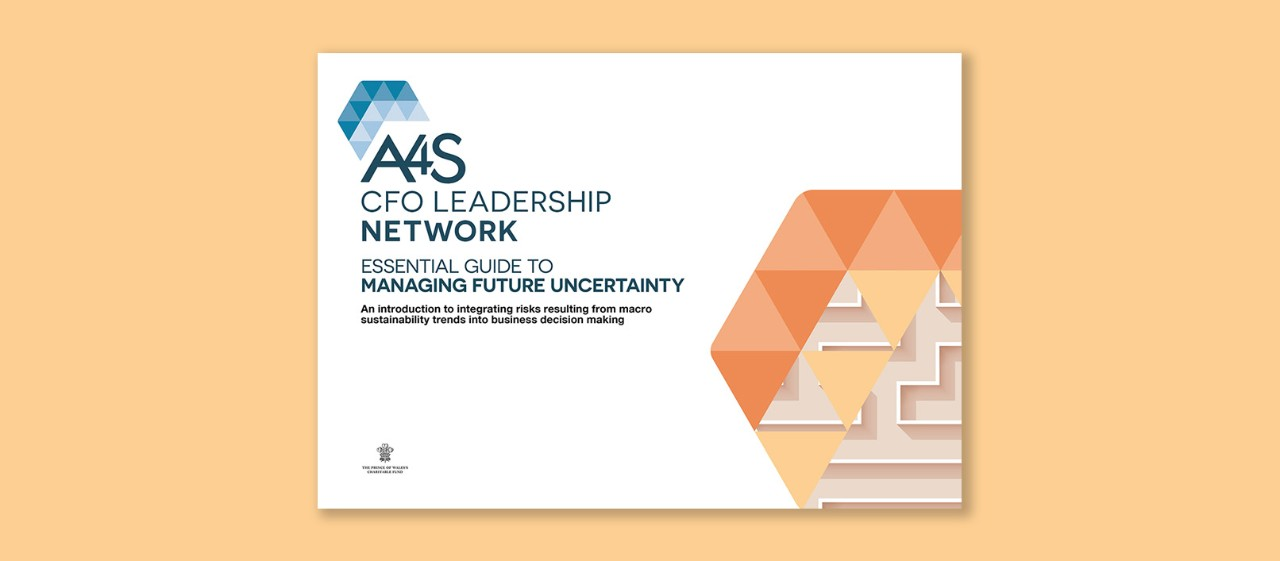 A4S Essential Guide Series: Managing Future Uncertainty