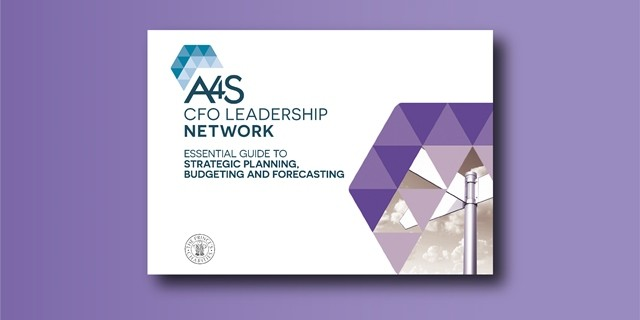 A4S Essential Guide: Strategic Planning, Budgeting and